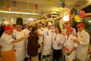 Alla tavola di Rugantino e Pulcinella: l'evento benefico al Ristorante Zi Teresa