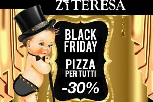 Black Friday Pizza per Tutti