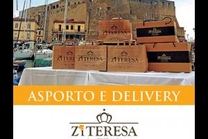 Portami con te! – Asporto e Delivery al Ristorante Zi Teresa a Napoli